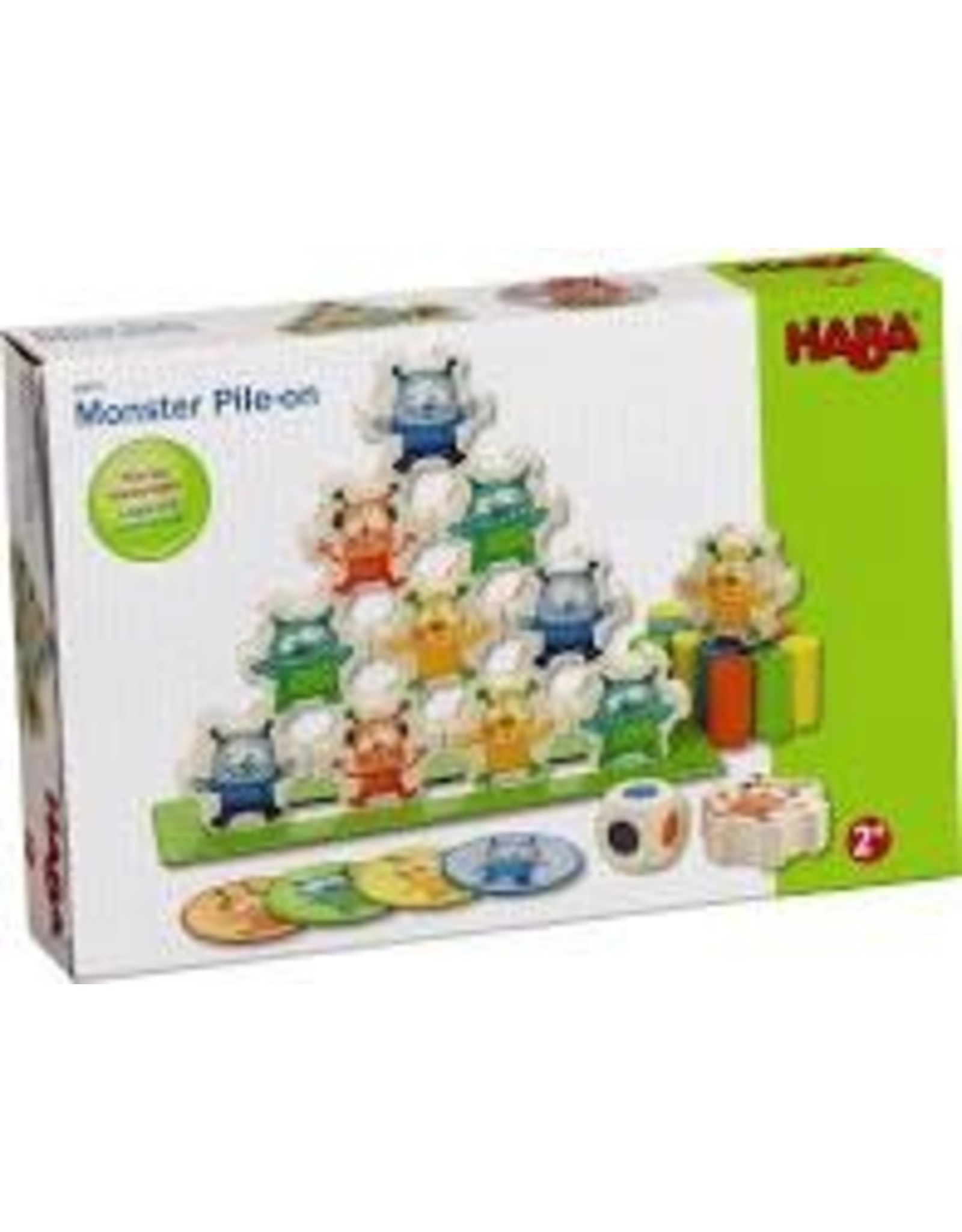 Haba Monster Pile On