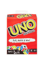 Uno: Roll & Write Dice Game
