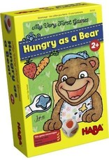 Haba Hungry as a Bear