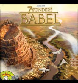 Asmodee 7 Wonders: Babel