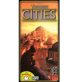 Asmodee 7 Wonders: Cities
