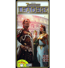 Asmodee 7 Wonders: Leaders Exp