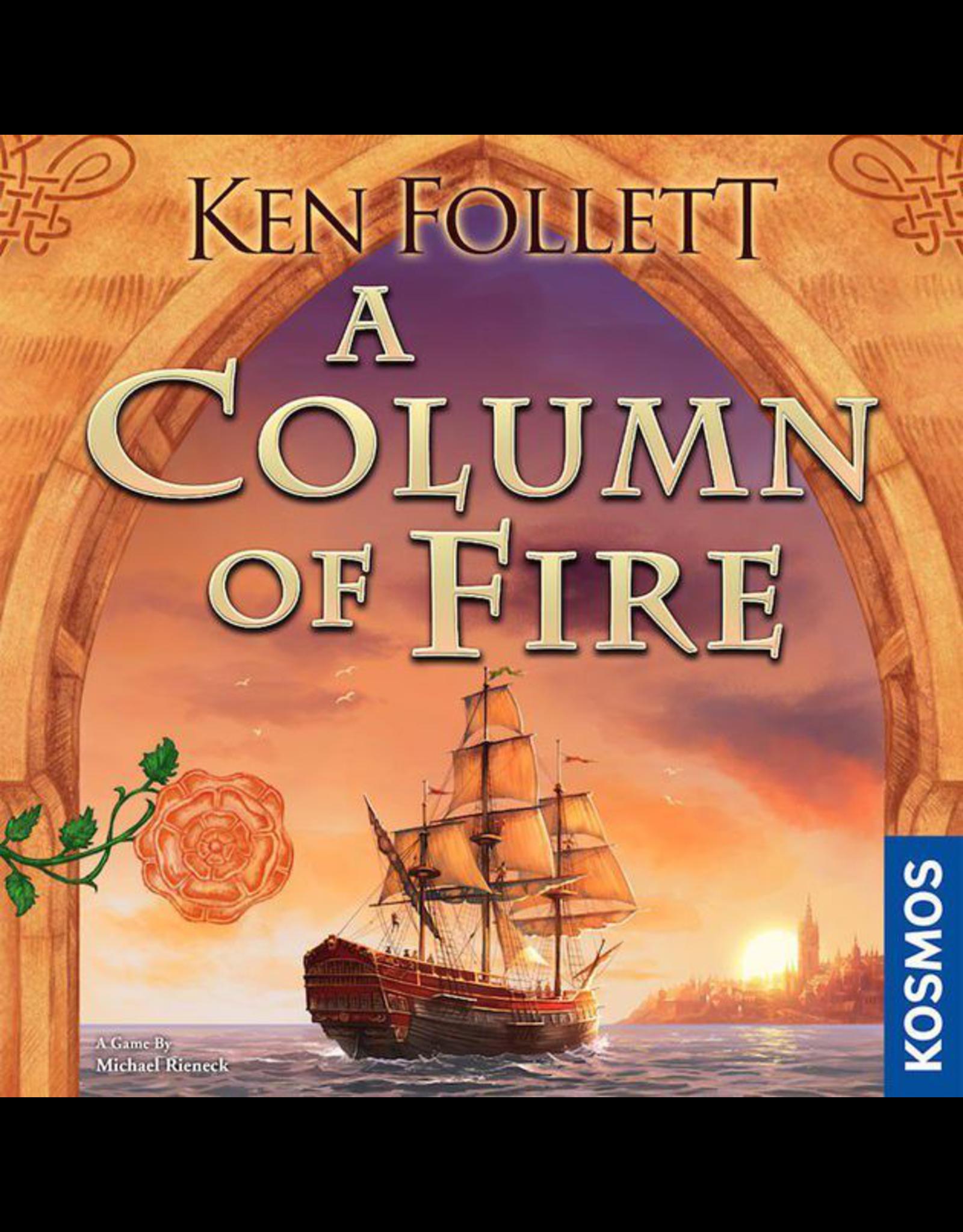 KOSMOS A Column of Fire