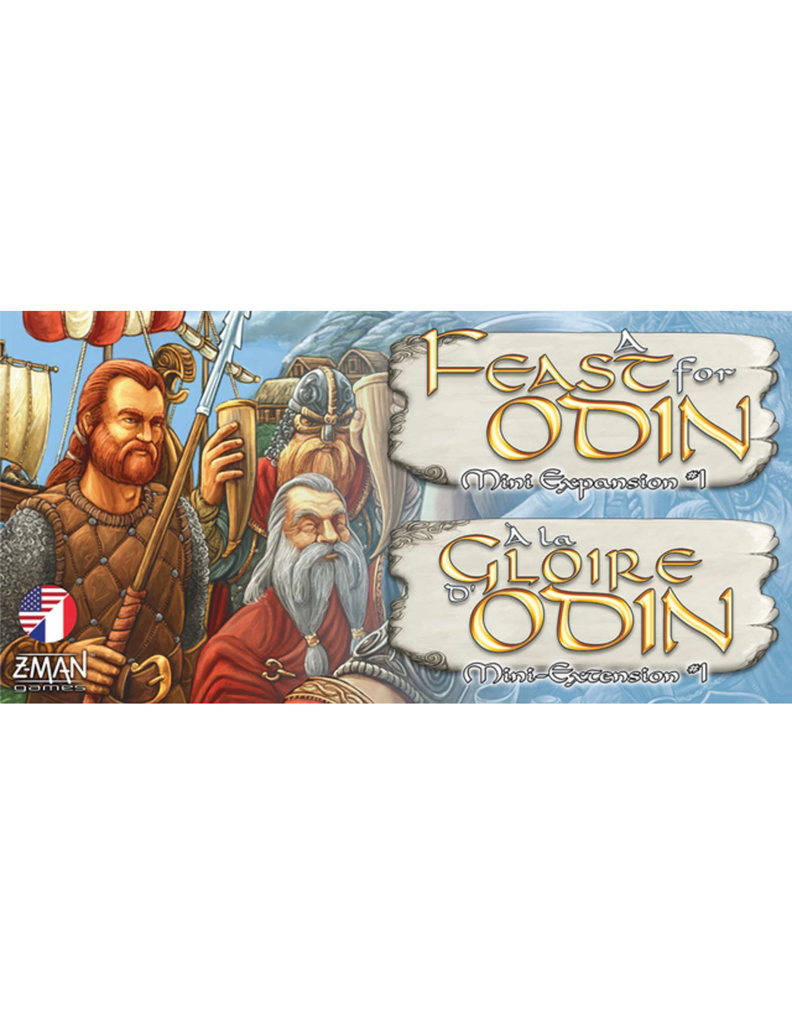 Z-Man A Feast for Odin: Mini Expansion #1