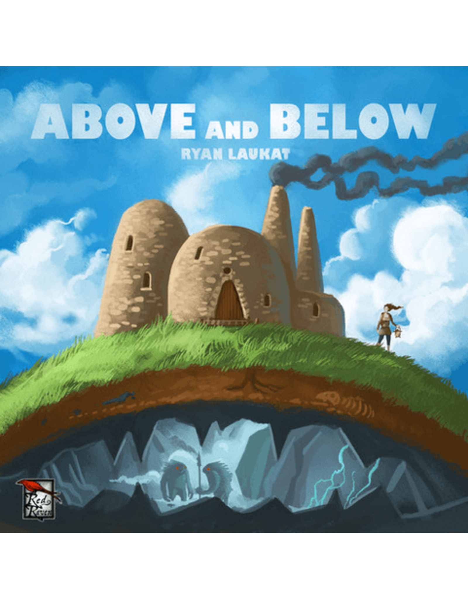 Red Raven Games Above and Below