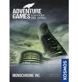 KOSMOS Adventure Games: Monochrome Inc.
