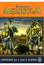 Lookout Agricola: 5-6 Player Exp