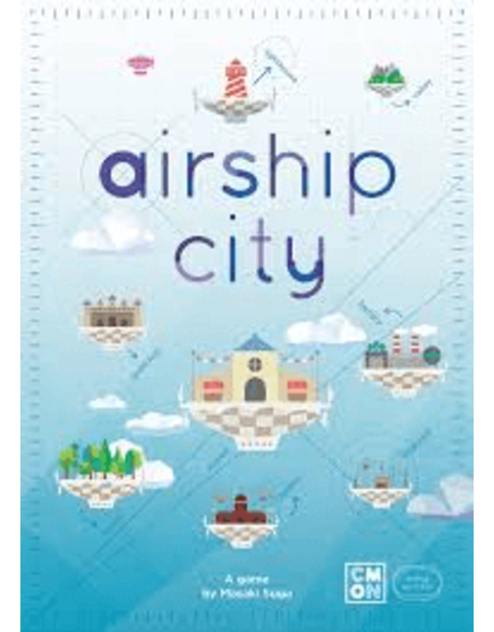 CMON Airship City