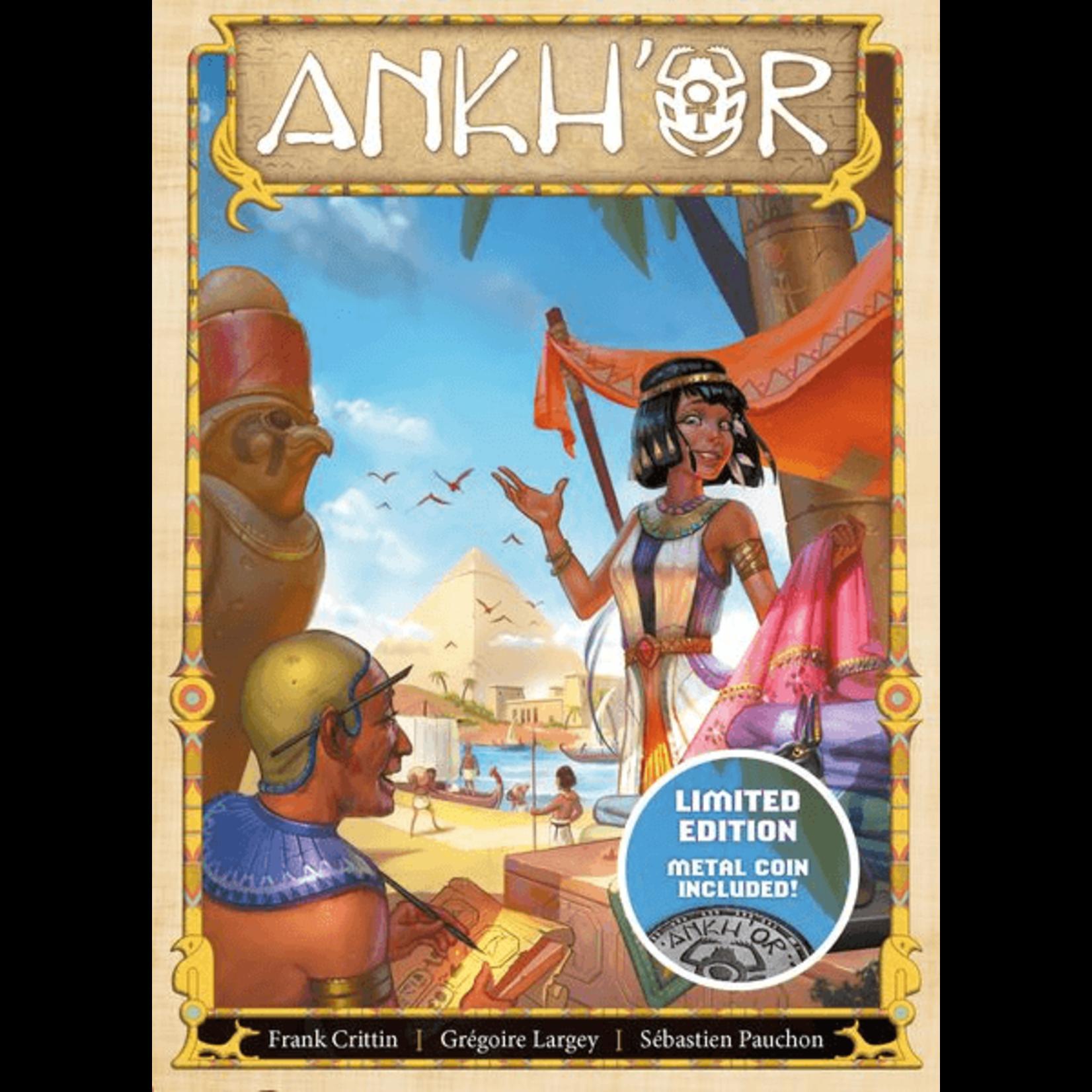 Asmodee Ankh'or