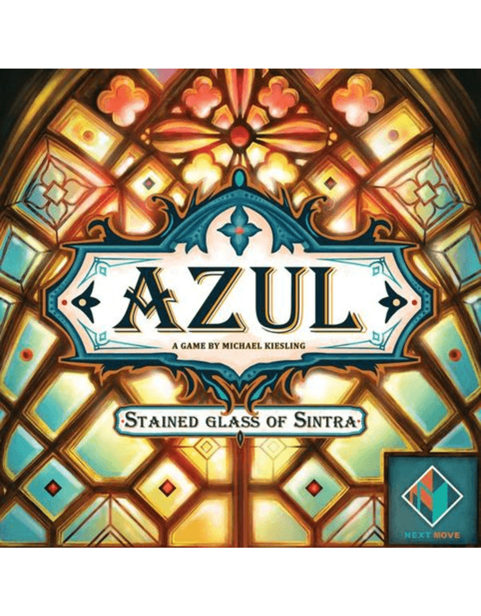 Next Move Games Azul: Stained Glass