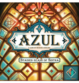 Next Move Azul: Stained Glass