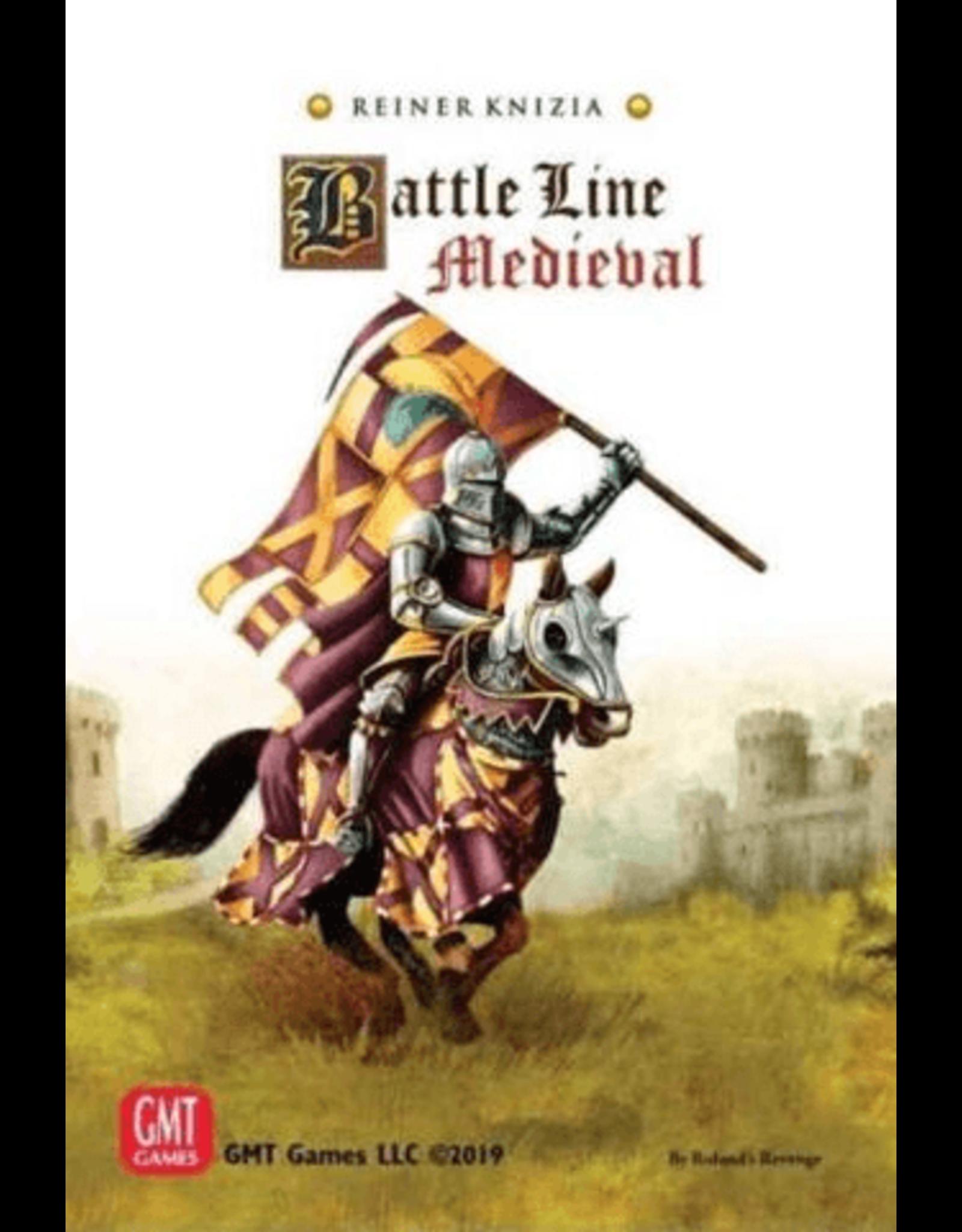 GMT Battle Line: Medieval