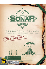 Asmodee Captain Sonar: Operation Dragon Exp