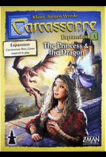 Z-Man Carcassonne: Princess and the Dragon