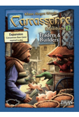 Z-Man Carcassonne: Traders & Builders