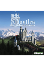 Bezier Castles of Mad King Ludwig