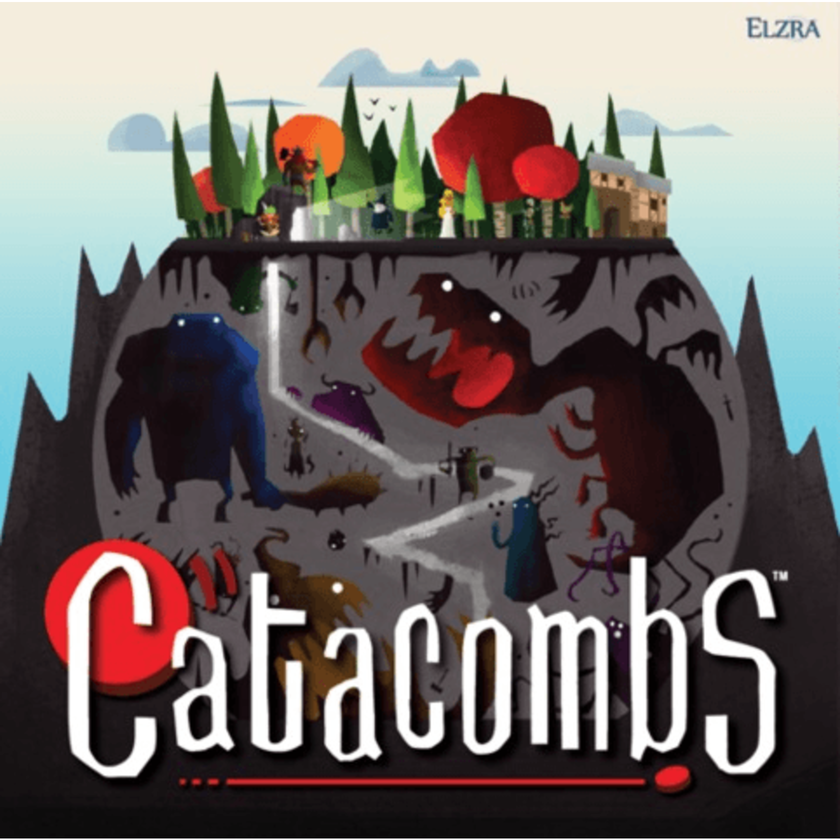Catacombs 3rd Ed