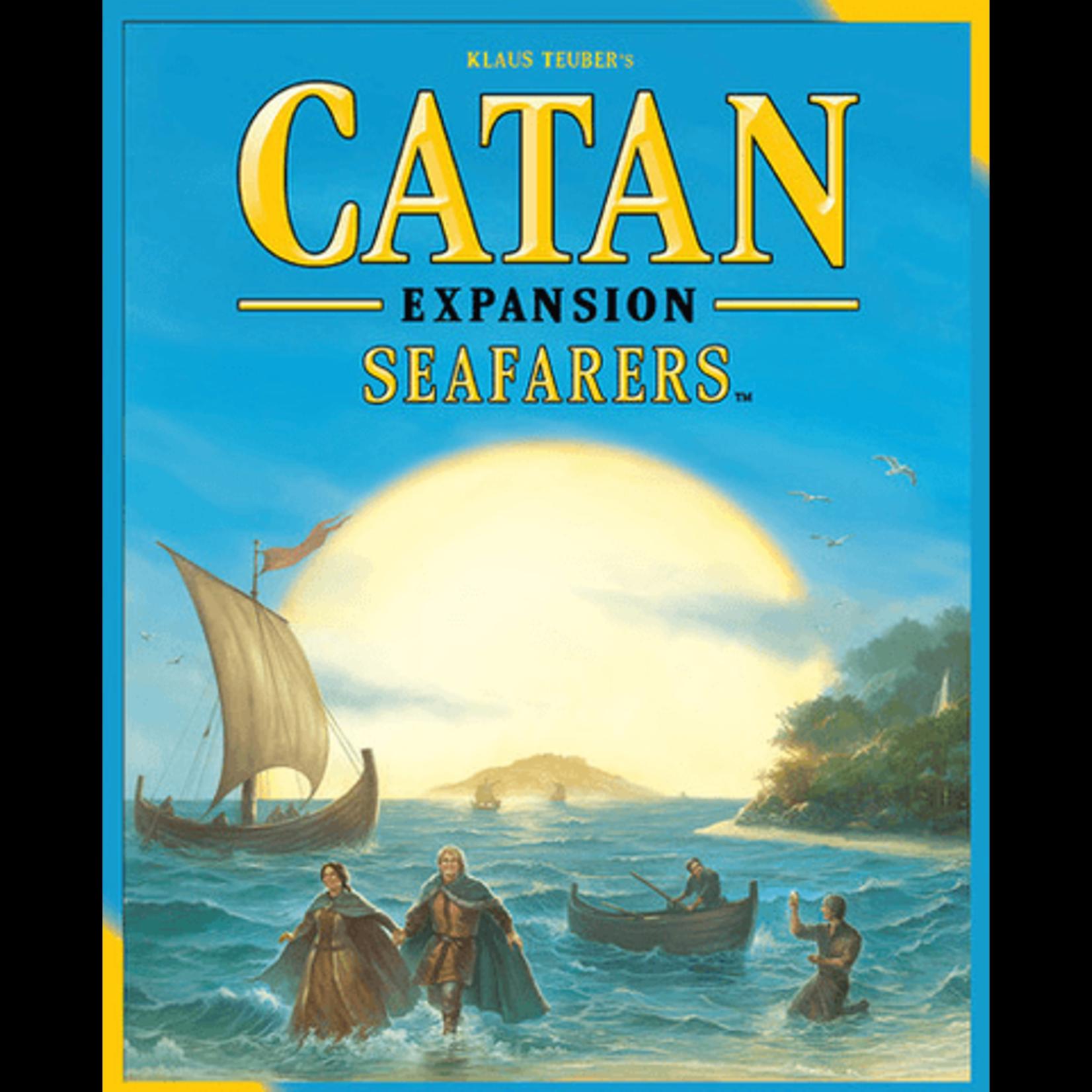 Catan Studio Catan: Seafarers (5th Ed)