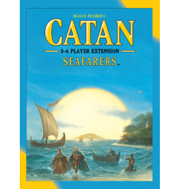 Catan Studio Catan: Seafarers 5-6 Player