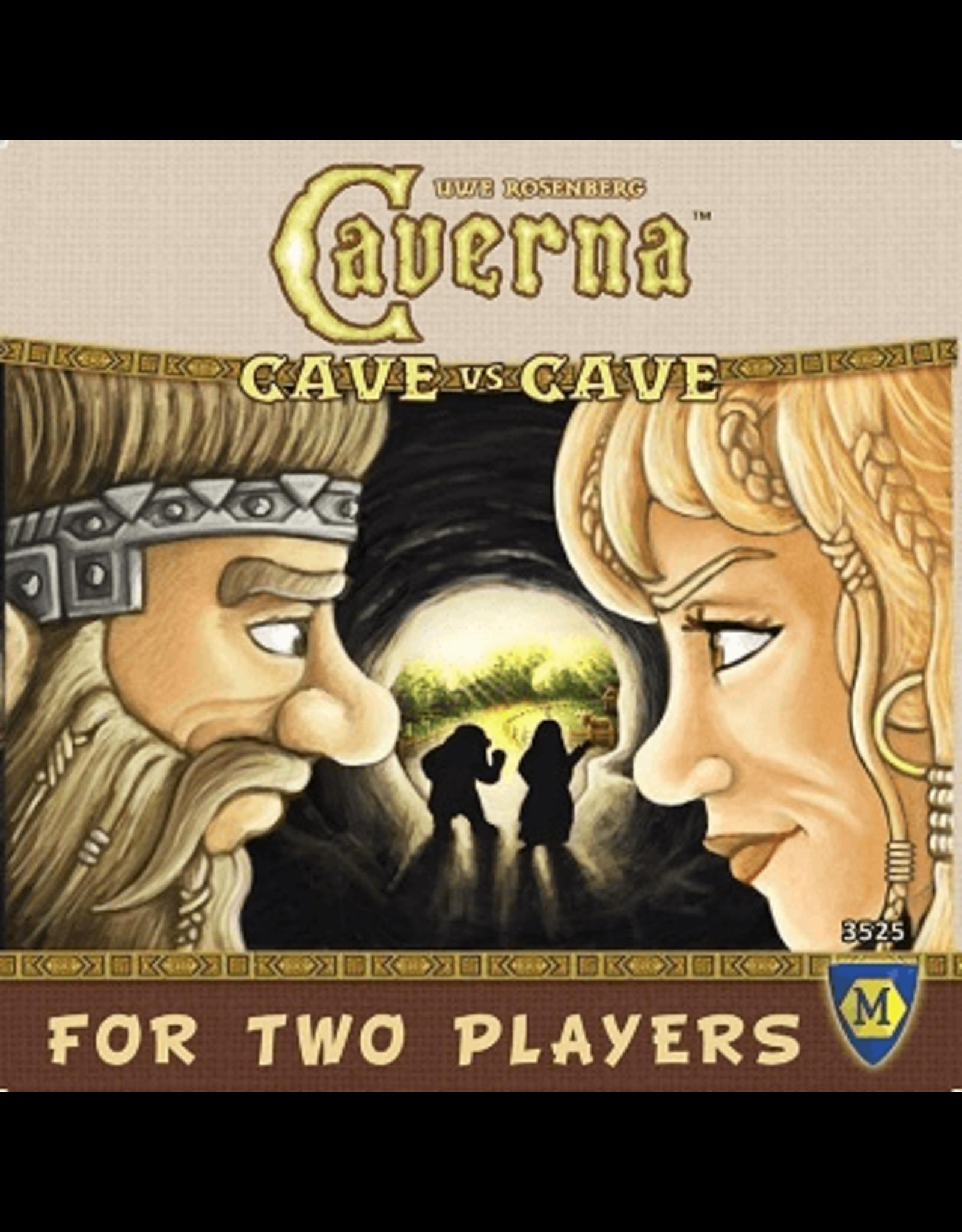 Lookout Games Caverna: Cave vs. Cave