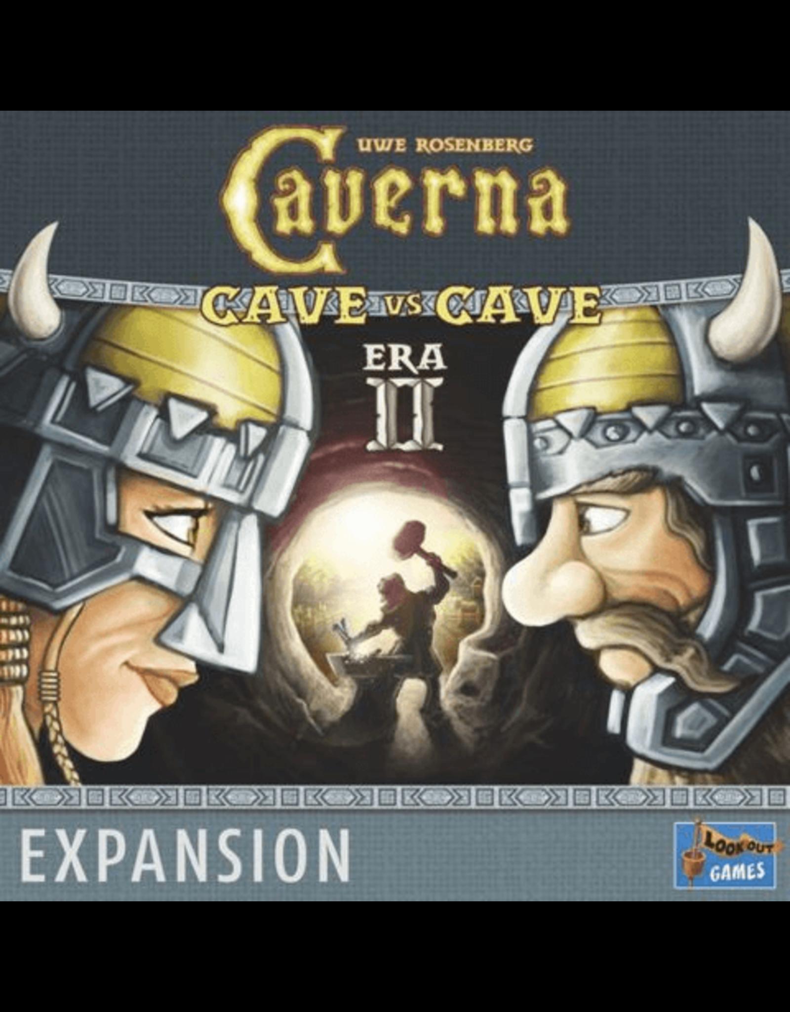 Lookout Caverna: Cave vs. Cave Era 2 Exp