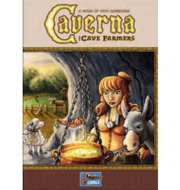 Lookout Caverna: The Cave Farmers