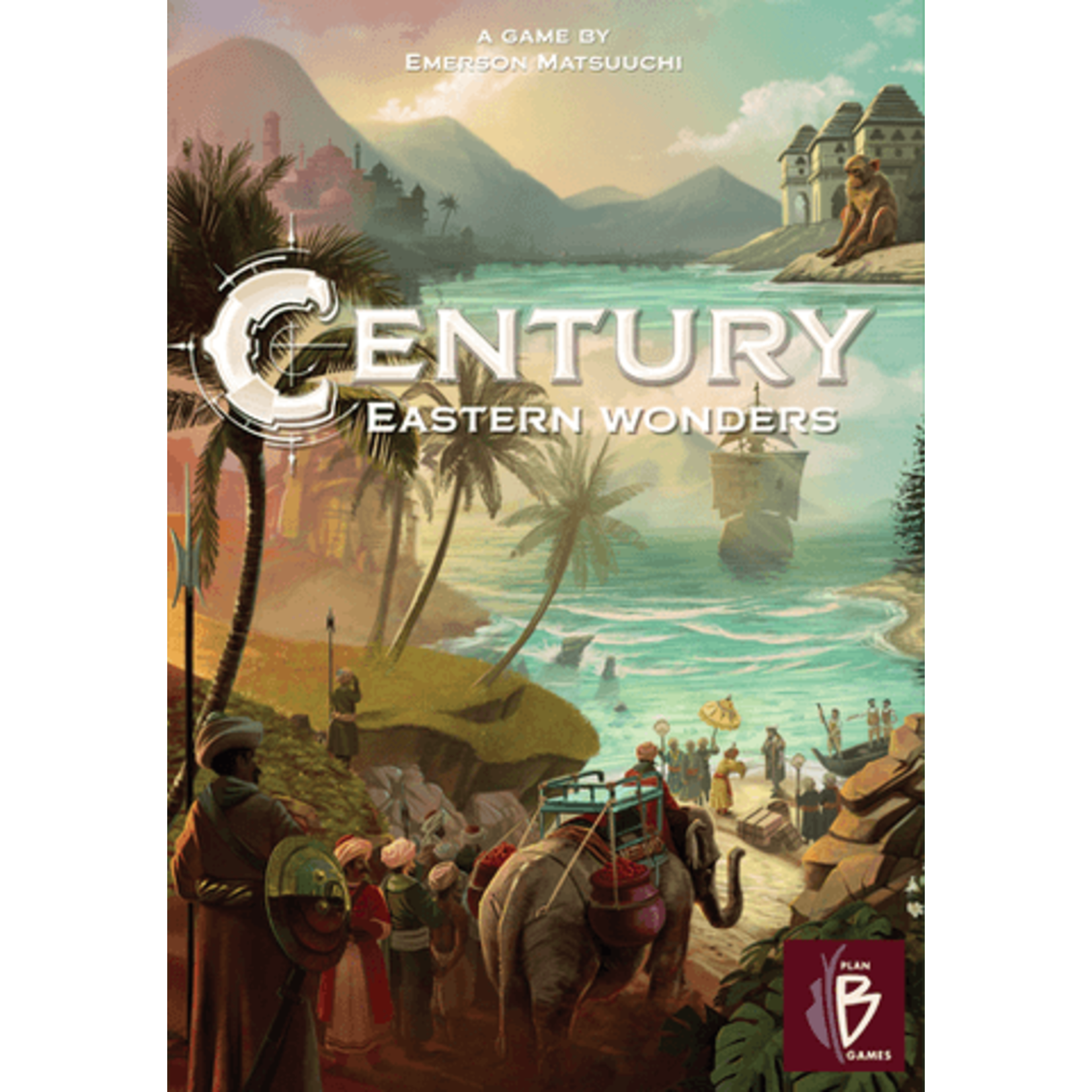 Plan B Games Century: Eastern Wonders