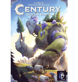Plan B Games Century: Golem