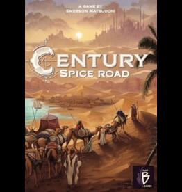 Plan B Century: Spice Road