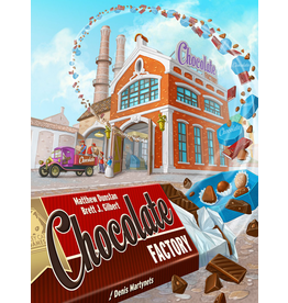 Alley Cat Games Chocolate Factory