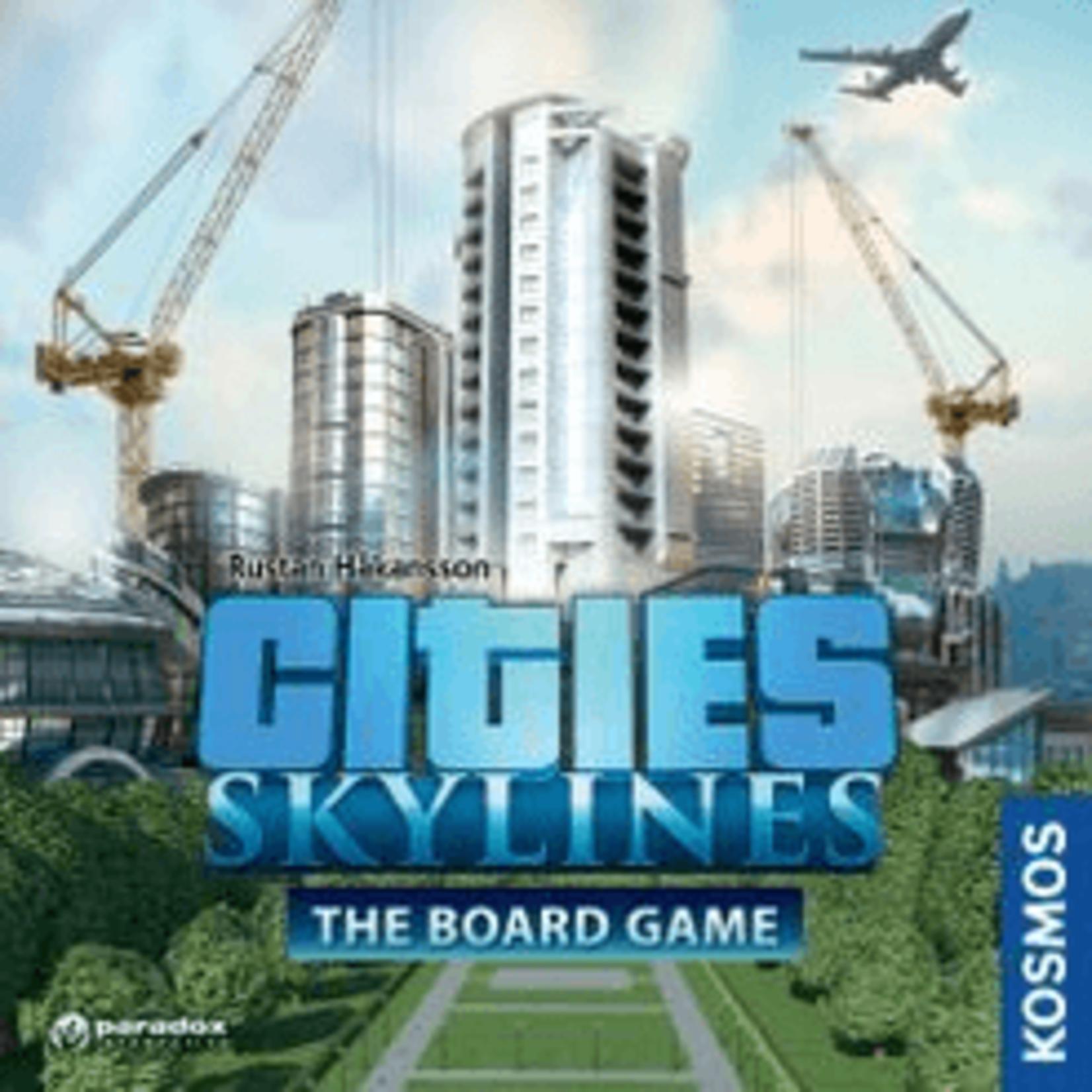 KOSMOS Cities: Skylines