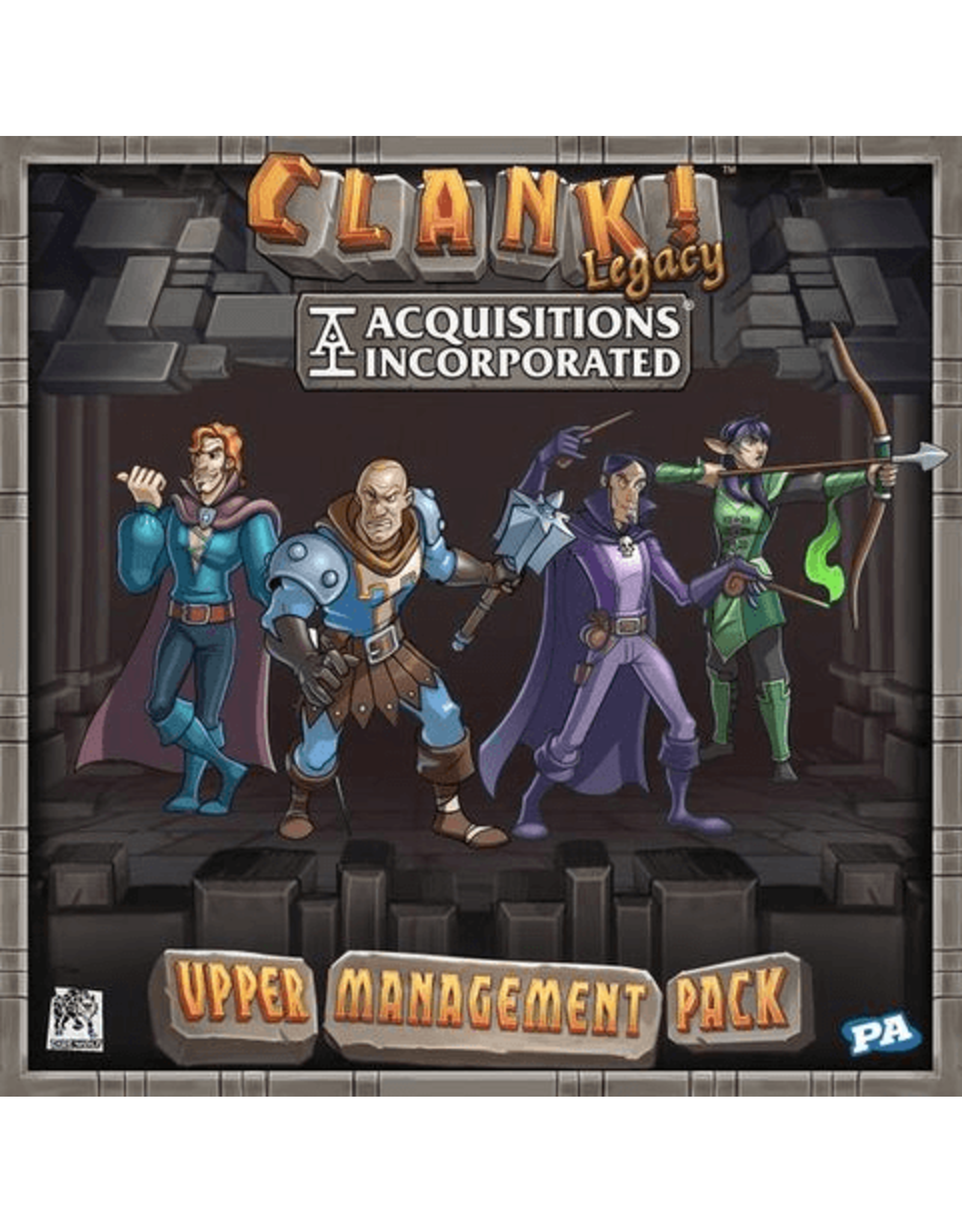 Renegade Game Studios Clank! Legacy Acquisitions Incorporated Upper Management Pack