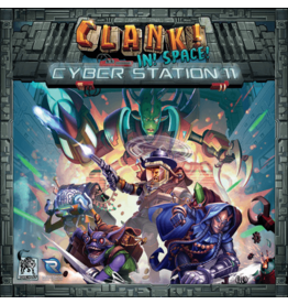 Renegade Game Studios Clank! In! Space! Cyber Station 11 Expansion