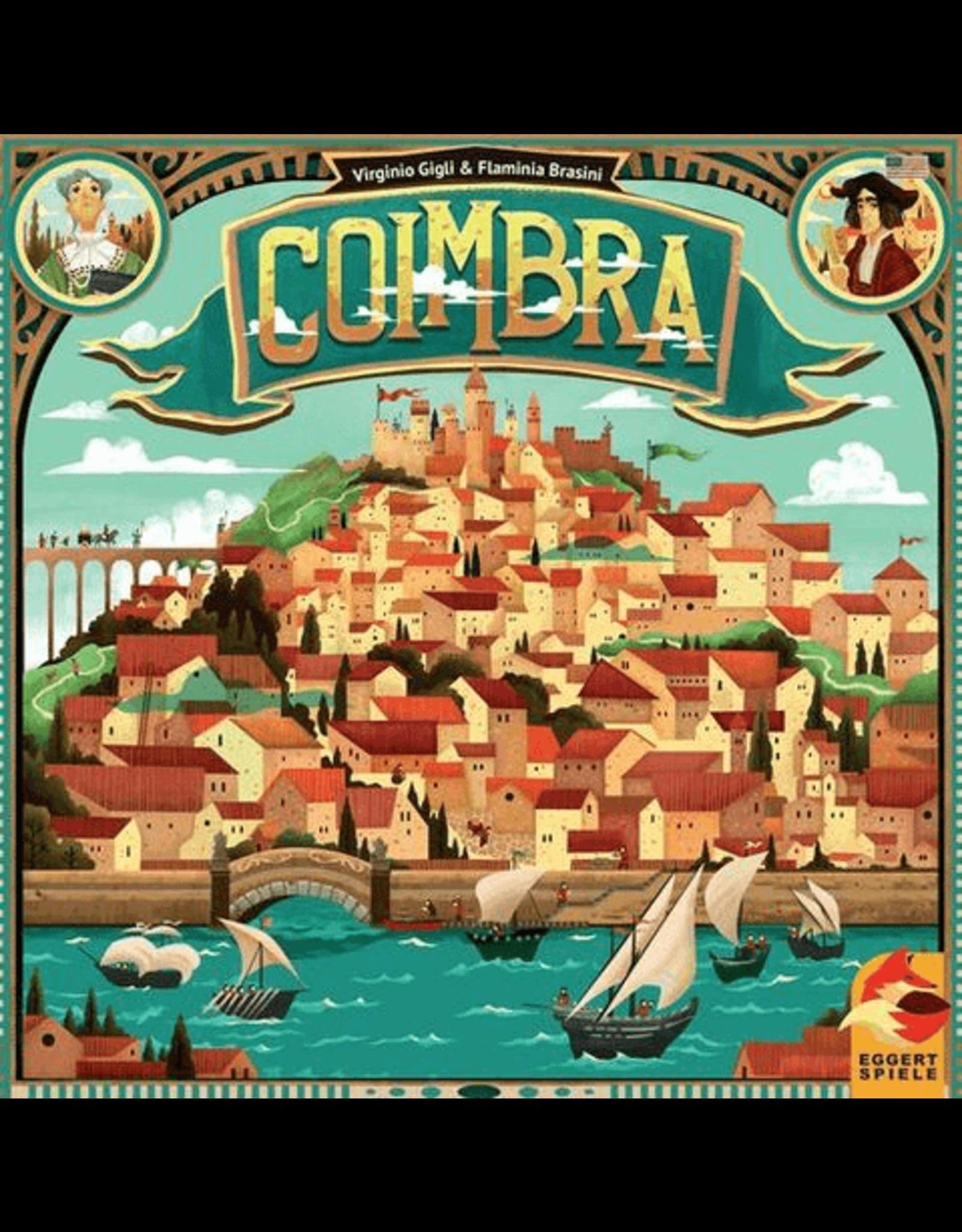 Eggertspiele Coimbra
