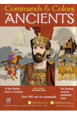 GMT Commands & Colors: Ancients