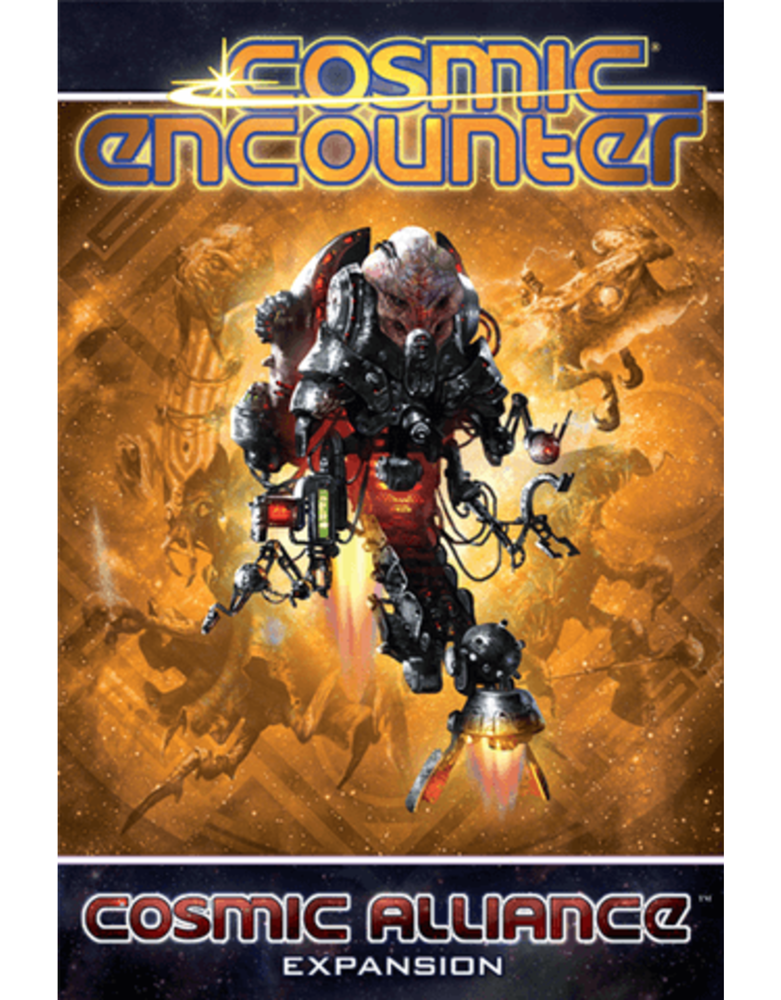 Fantasy Flight Games Cosmic Encounters: Cosmic Alliance Exp