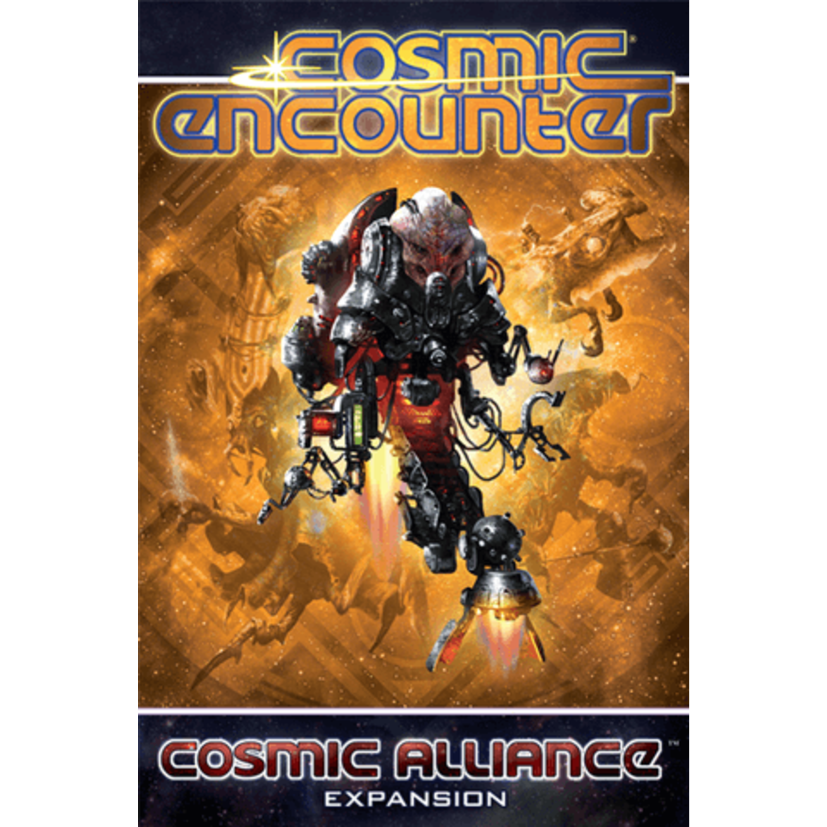 Fantasy Flight Games Cosmic Encounters: Cosmic Alliance Exp