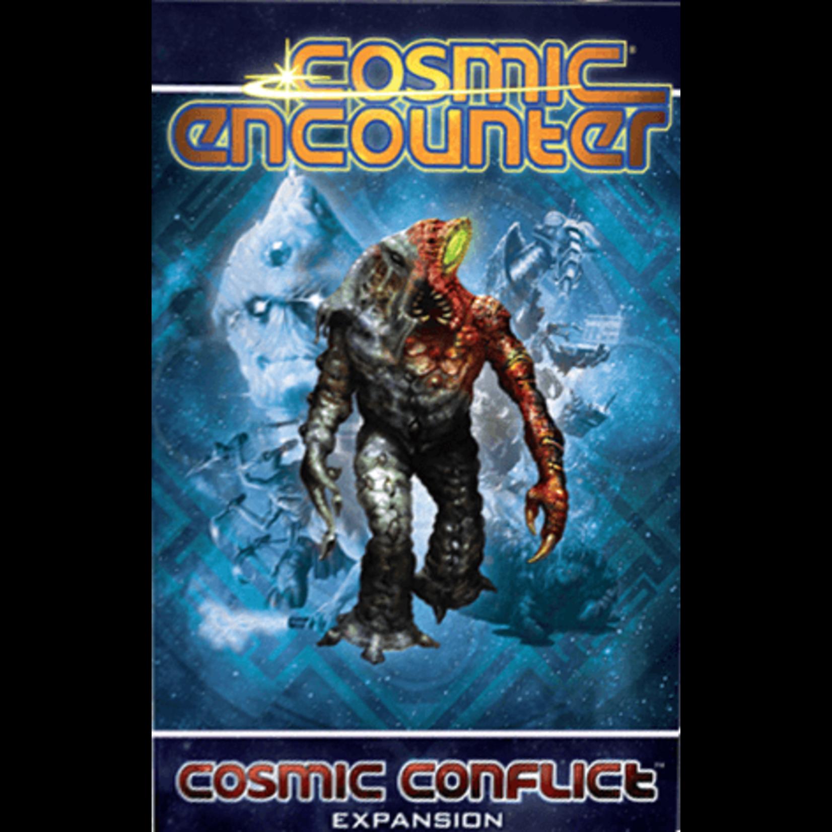 Fantasy Flight Games Cosmic Encounters: Cosmic Conflict Expansion