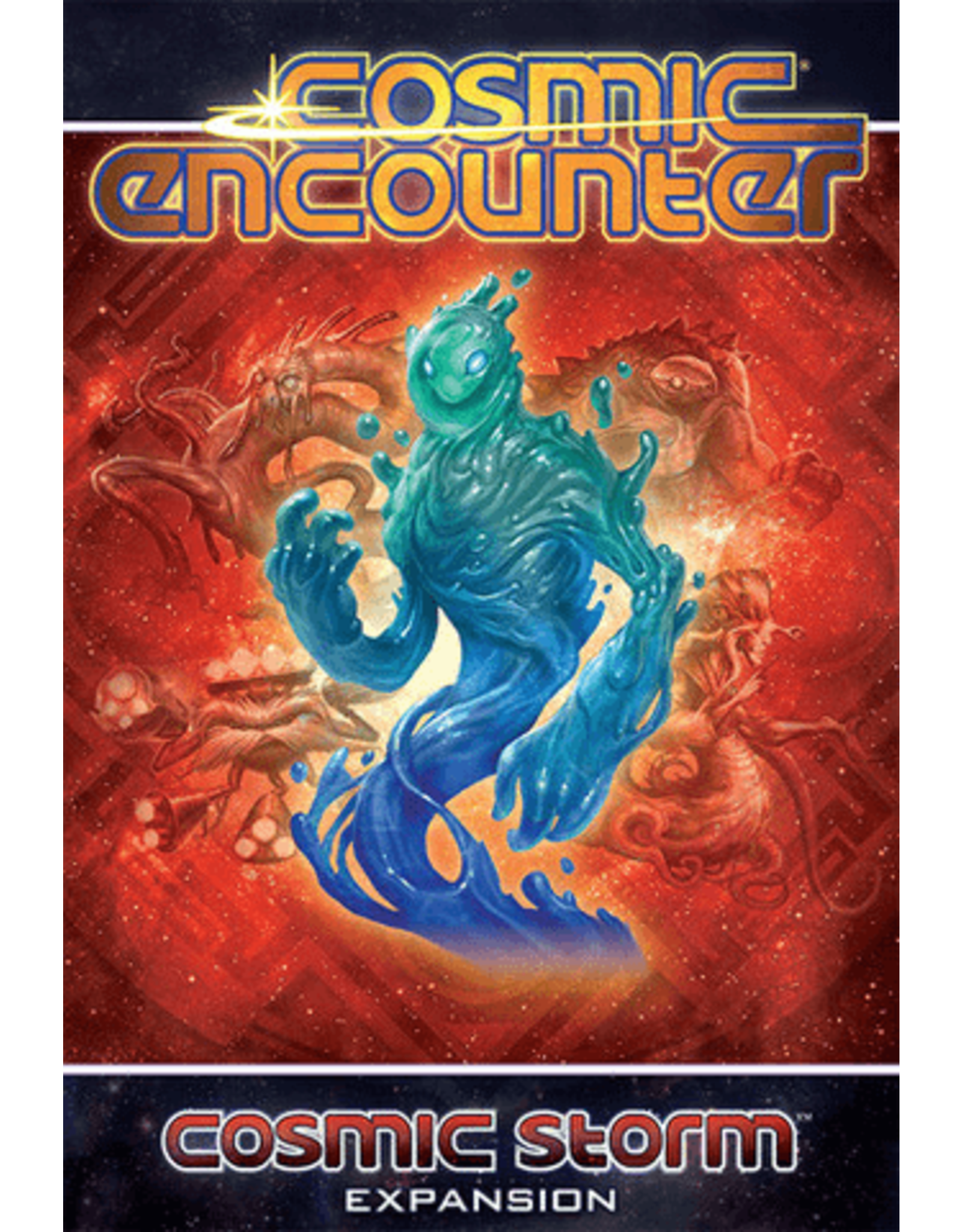 Fantasy Flight Games Cosmic Encounters: Cosmic Storm