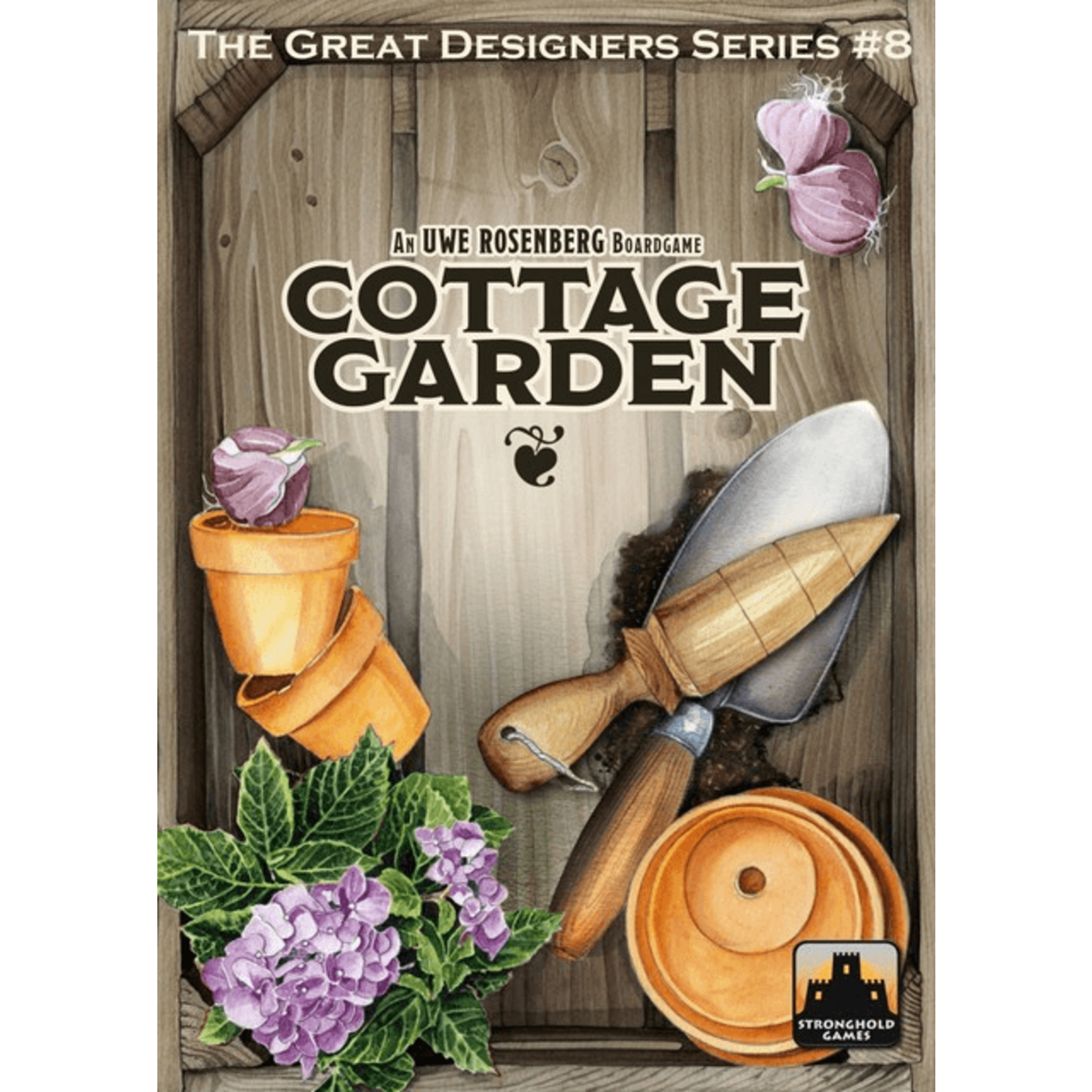 Stronghold Games Cottage Garden