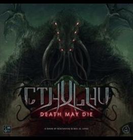 CMON Cthulhu: Death May Die