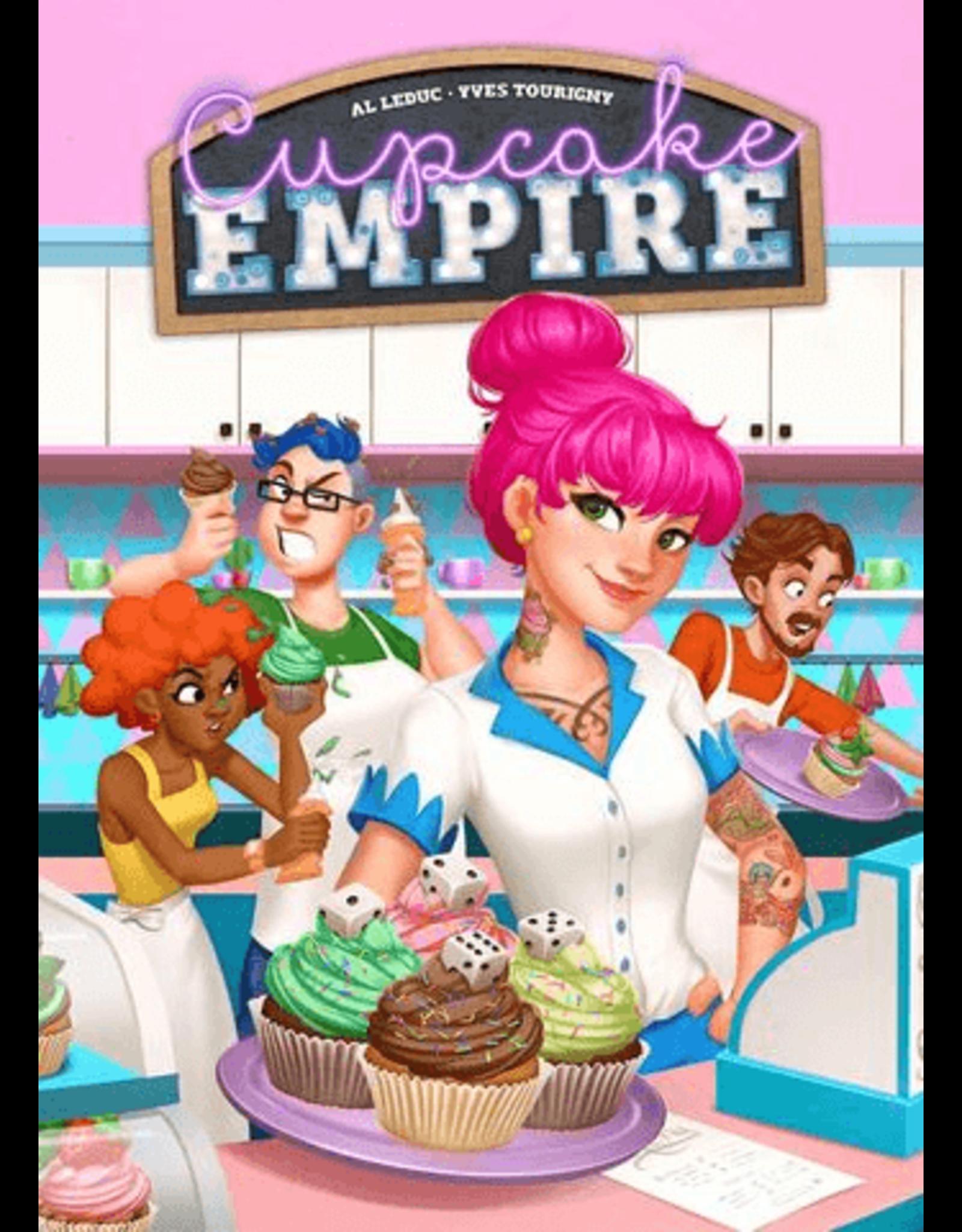 Asmodee Cupcake Empire