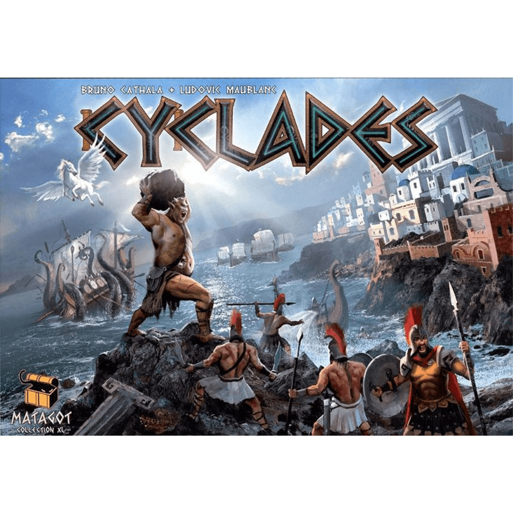 Asmodee Cyclades