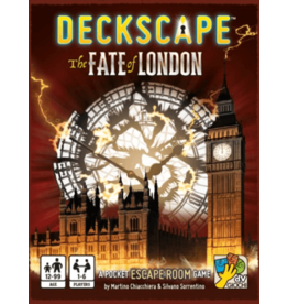 dV Giochi Deckscape: The Fate of London