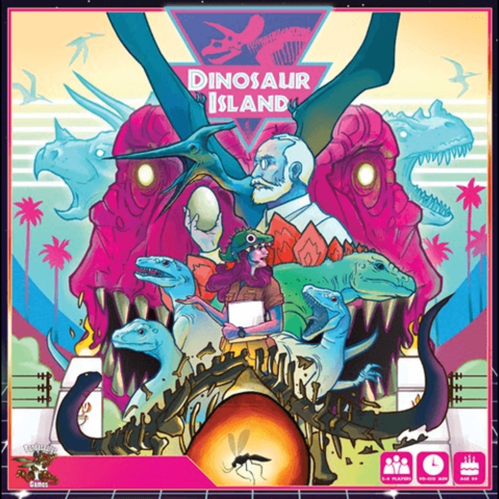Pandasaurus Games Dinosaur Island