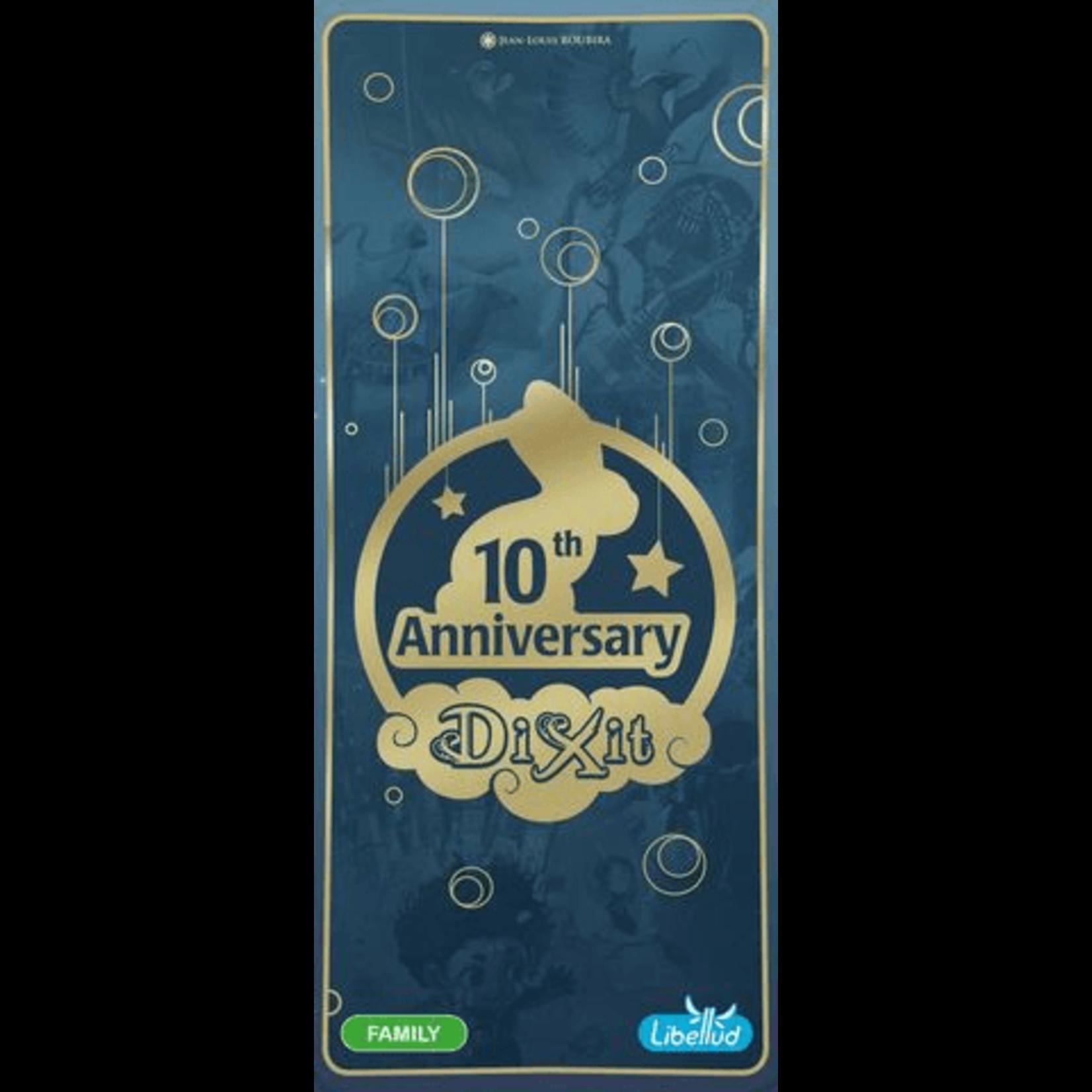 Asmodee Dixit 10th Anniversary