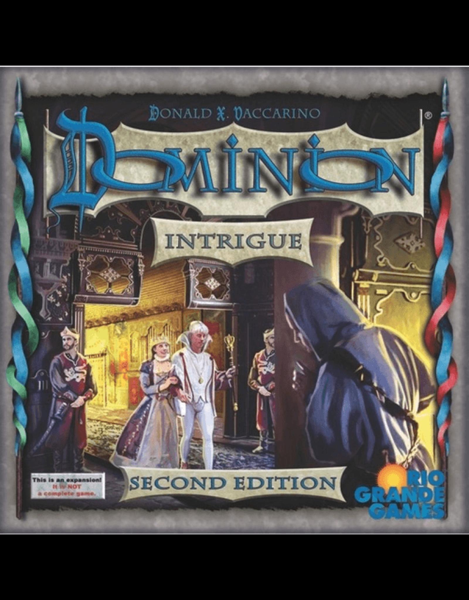 Rio Grande Dominion Intrigue 2nd Ed