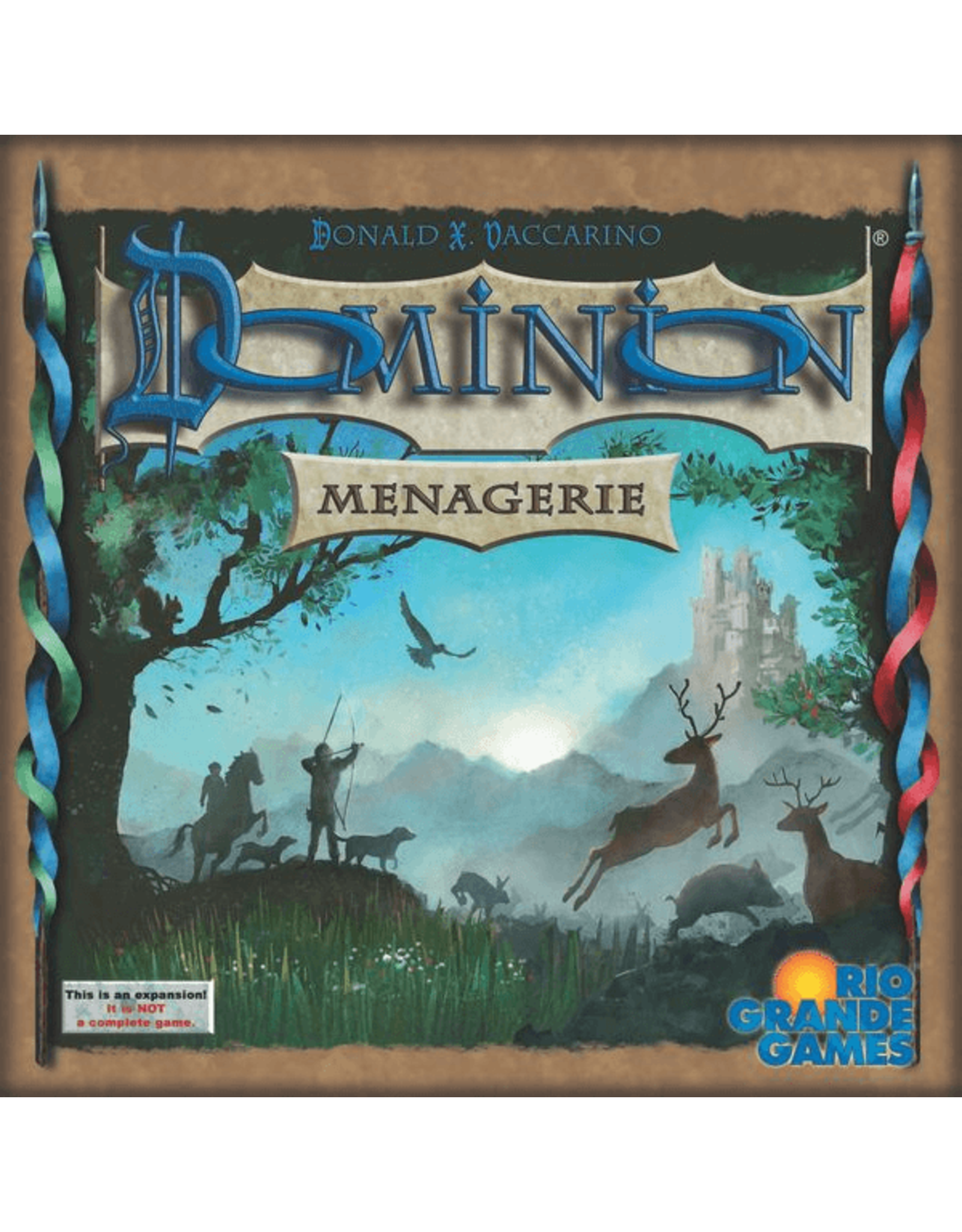 Rio Grande Games Dominion: Menagerie Expansion