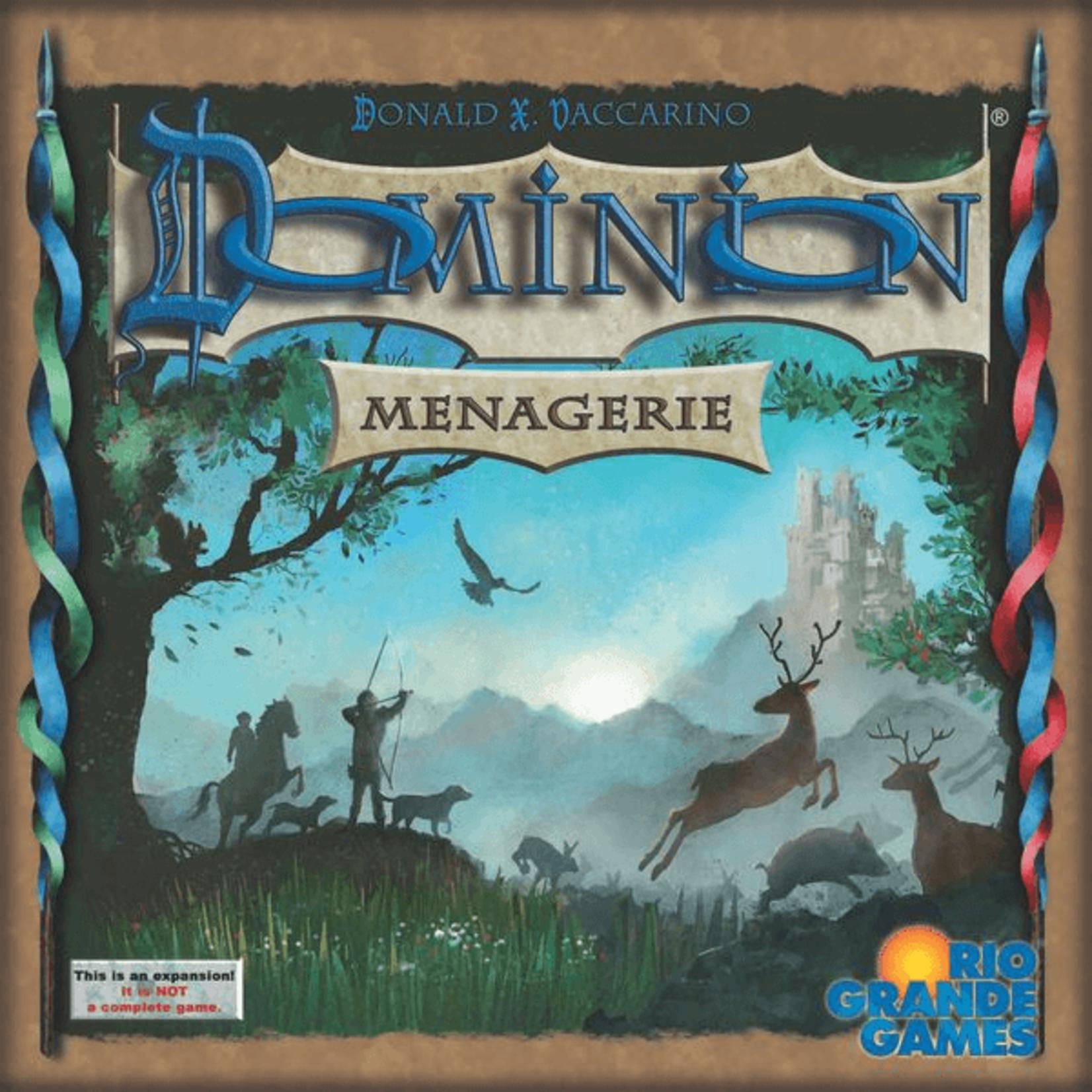 Rio Grande Games Dominion: Menagerie Expansion