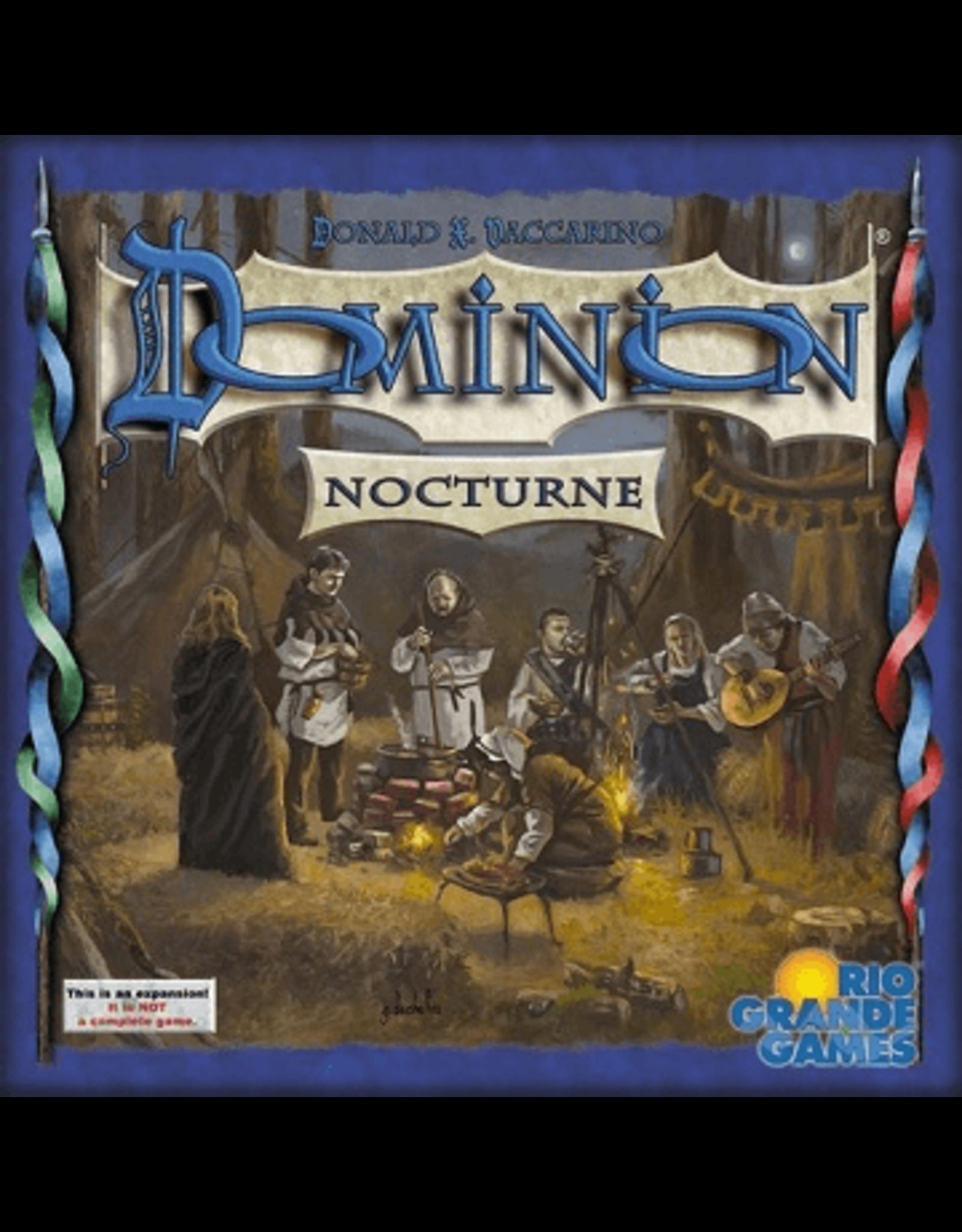 Rio Grande Dominion: Nocturn
